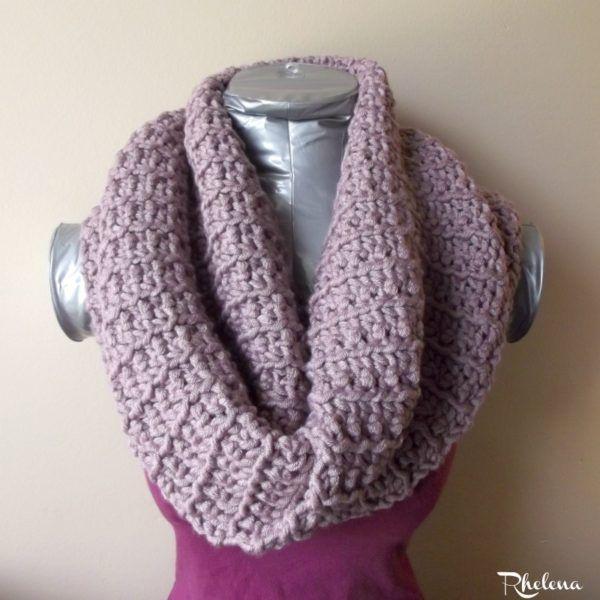 Dandy Super Cowl -free crochet pattern | costuras | Pinterest ...