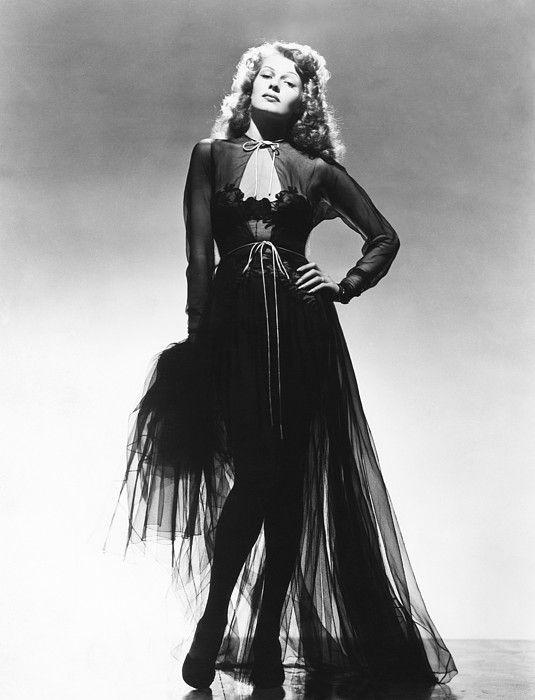 Rita Hayworth, Columbia portrait, 1942