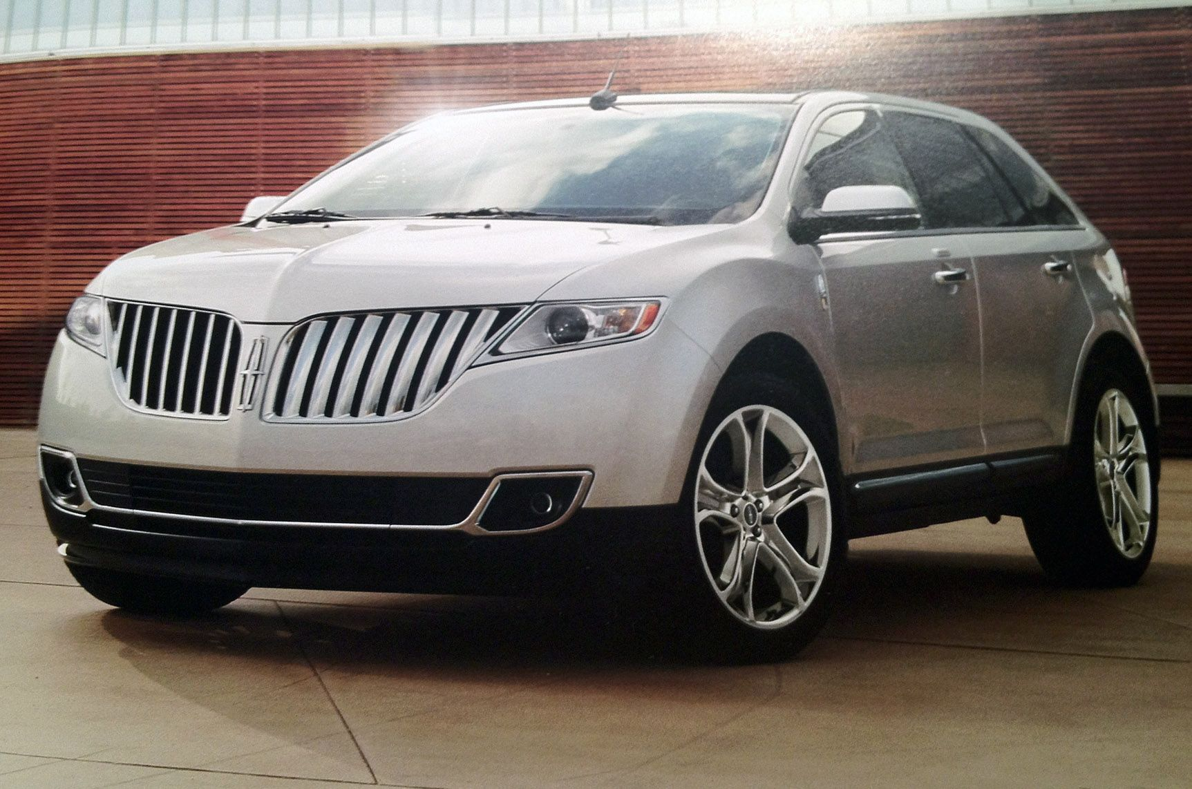 2013 lincoln mkx adds 22 wheels ford motor company discussion