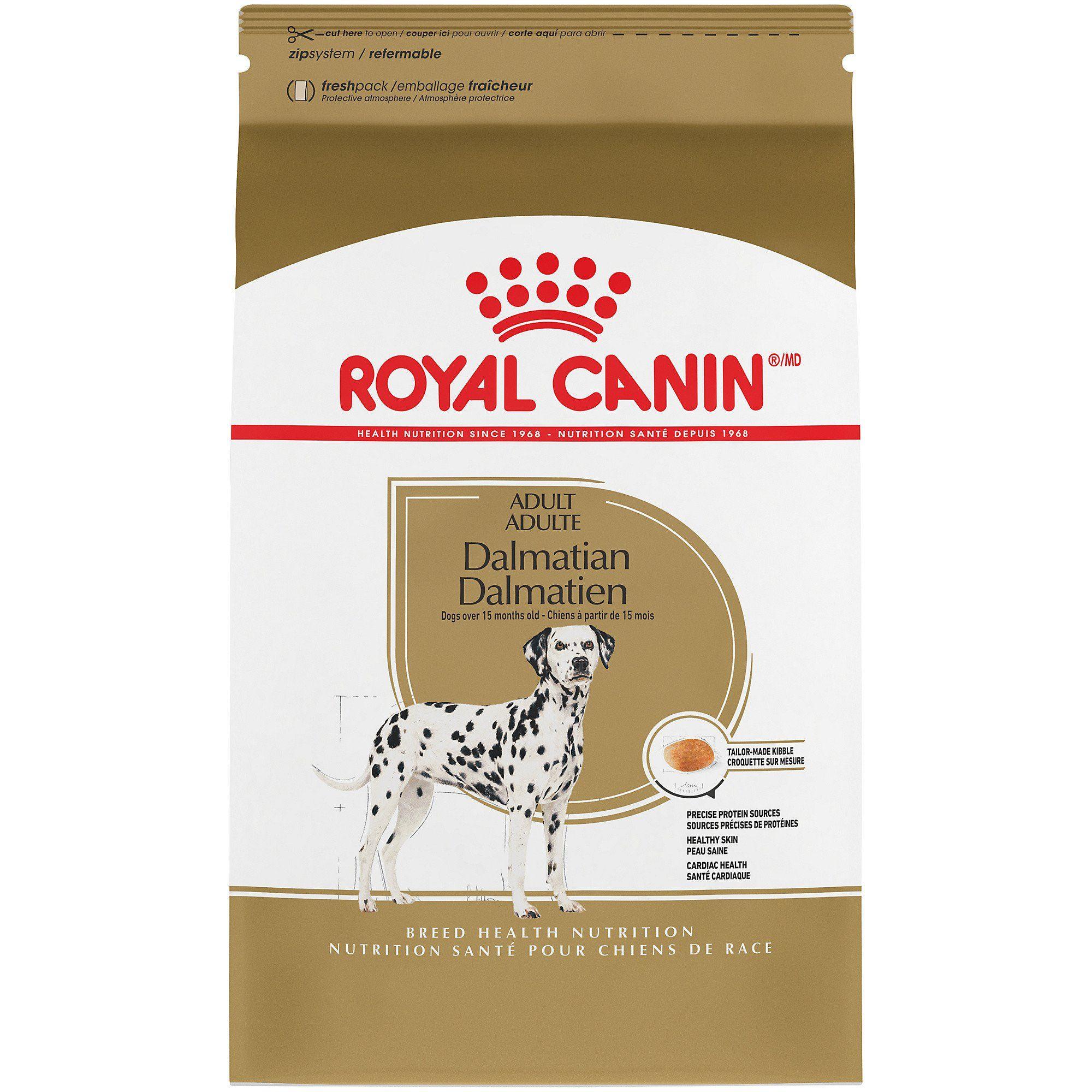 Royal Canin Breed Health Nutrition Dalmatian Adult Dry Dog