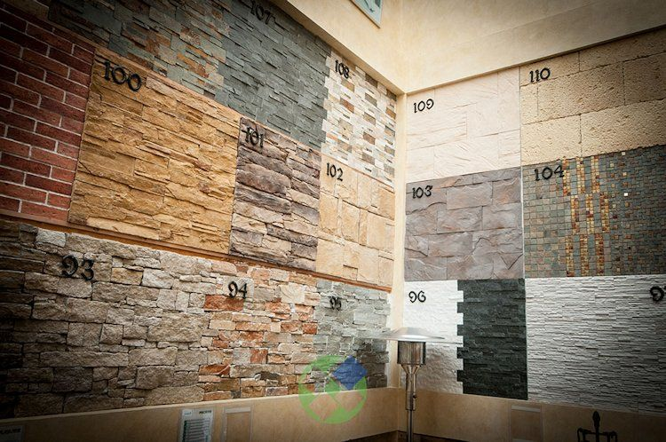 Decoracion paredes en piedra para jardines buscar con - Casa de revestimientos ...