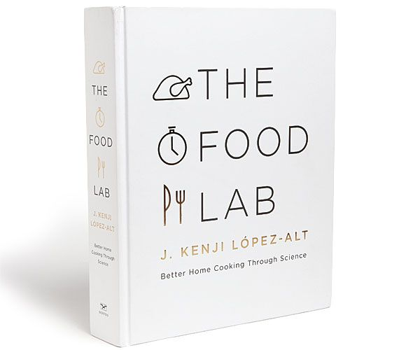 The food lab better home cooking through science food science this awarded book has many photographs that will lead you step by step in making recipes forumfinder Choice Image