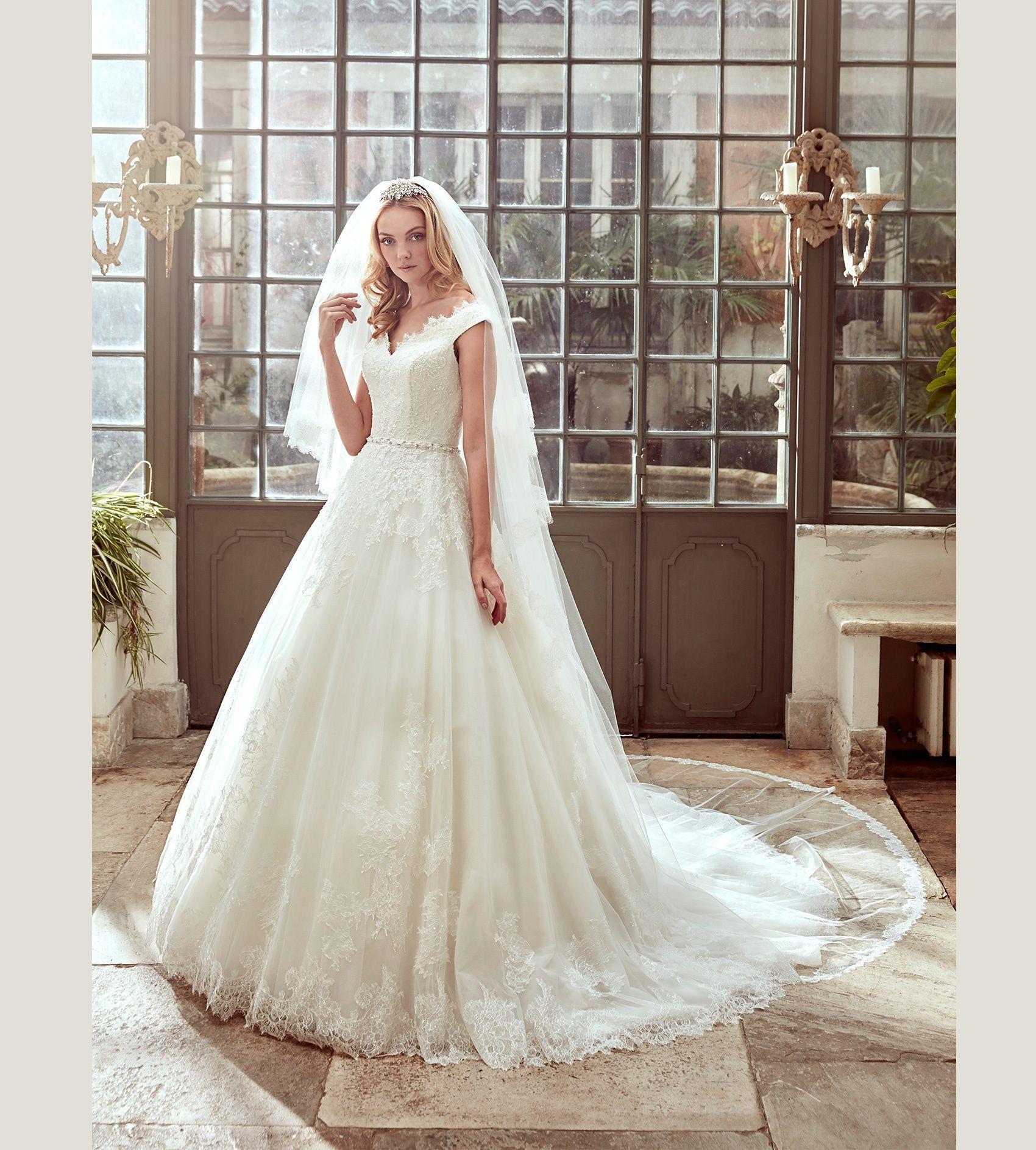 Mariage de mode 2017 collection nicole niab17081 robe for Prix de robe de mariage nicole