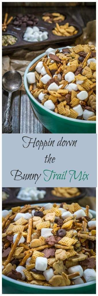 Hoppin Down The Bunny Trail Mix