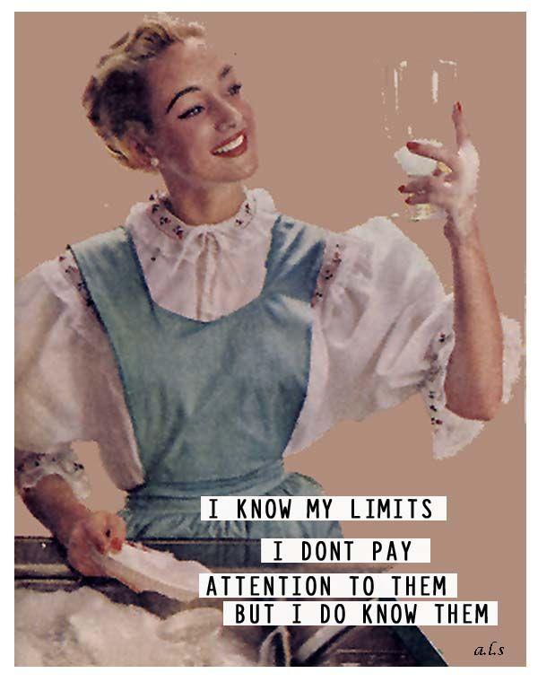 Pin By Aleecia Fezio On Hilarious Retro Humor Retro Quotes Funny Quotes