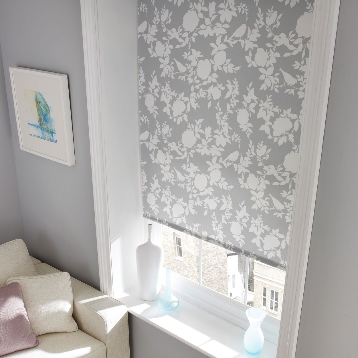 Roller Blinds Available From Made To Measure Blinds Uk Ltd