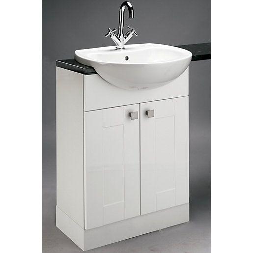 Bathroom Sink Cabinets Wickes - Bathroom Decor