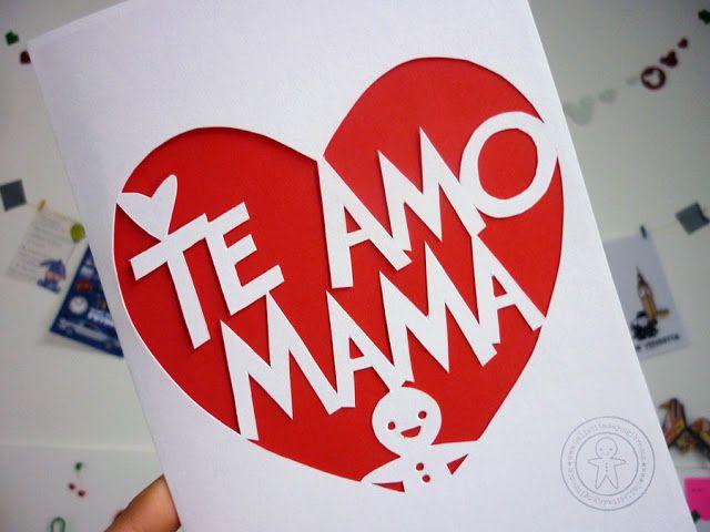 Tarjeta por el dia de Mama :)