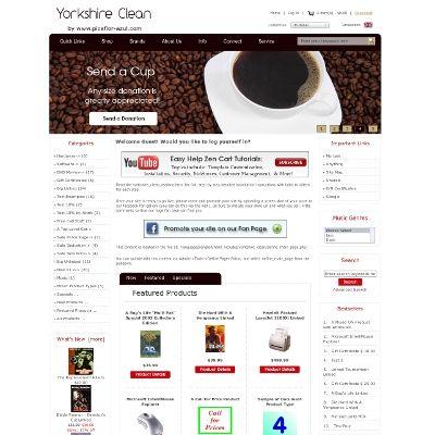 Zen Cart Zen Cart Templates Mobile Friendly Responsive Design Ecommerce Web Design Free Web Design Templates