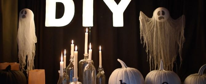 5 Creepy but Classy Halloween Decorations (on a budget!) Halloween