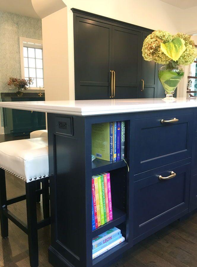 navy kitchen cabinets navycabinets floating shelves kitchen contemporary kitchen glass on kitchen decor navy id=63904