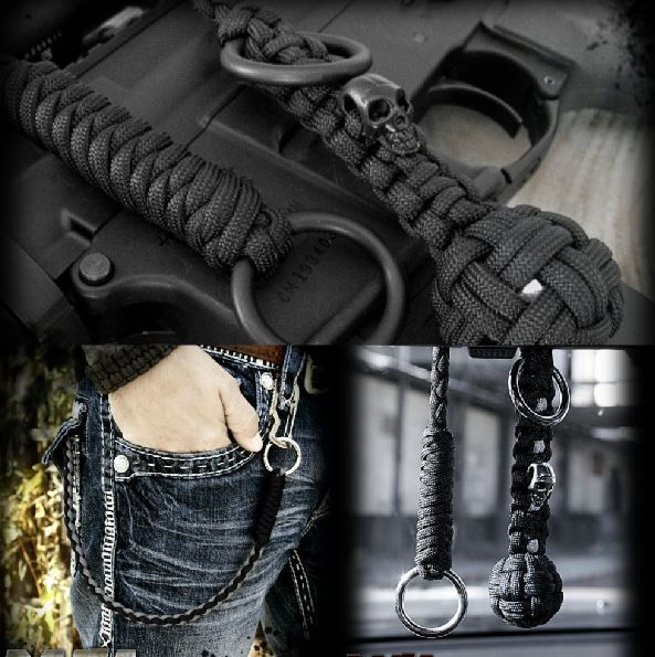 paracord monkeyfist - Google Search