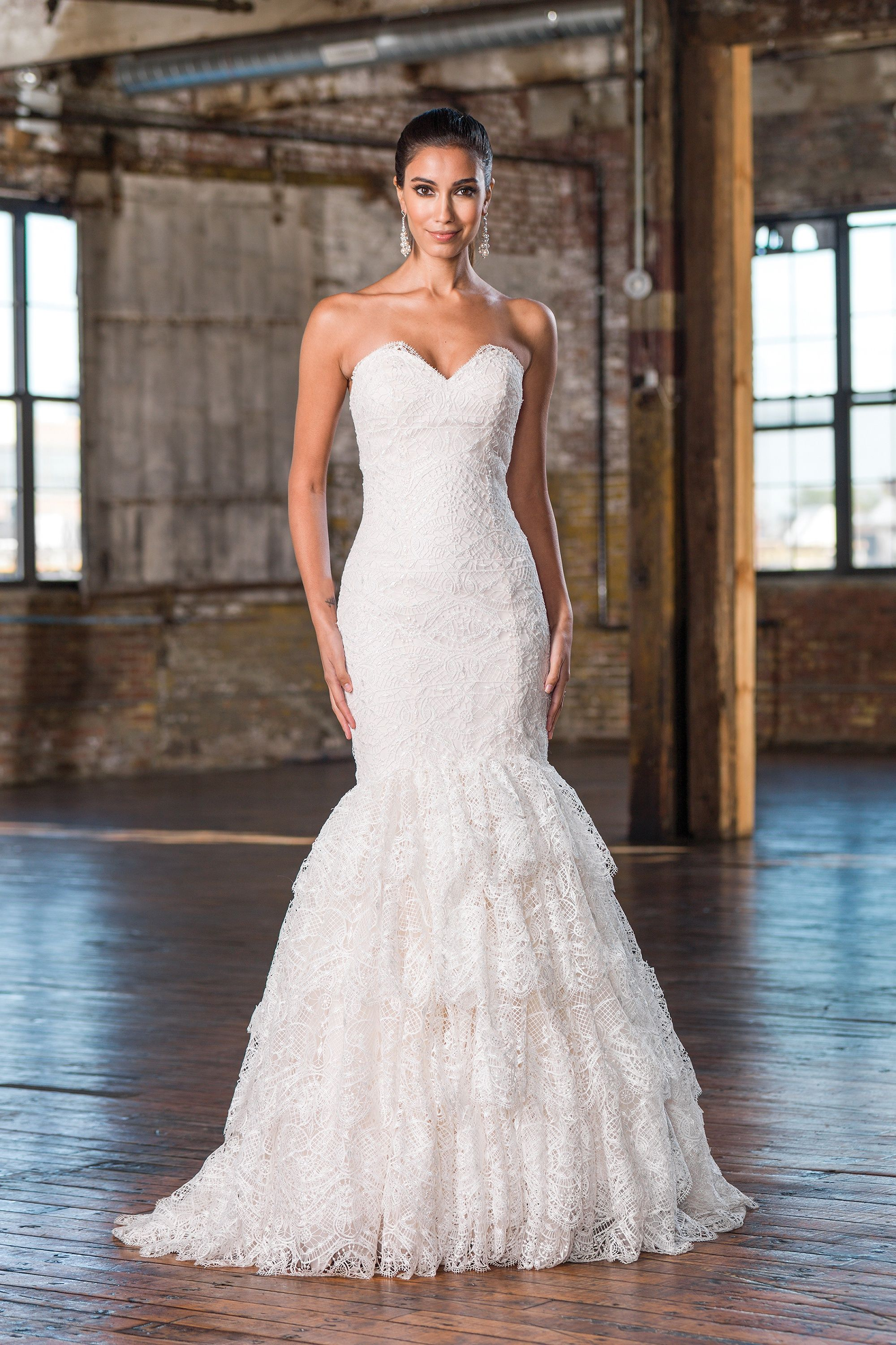 Pin by lauren parco on justin alexander bridal gowns signature