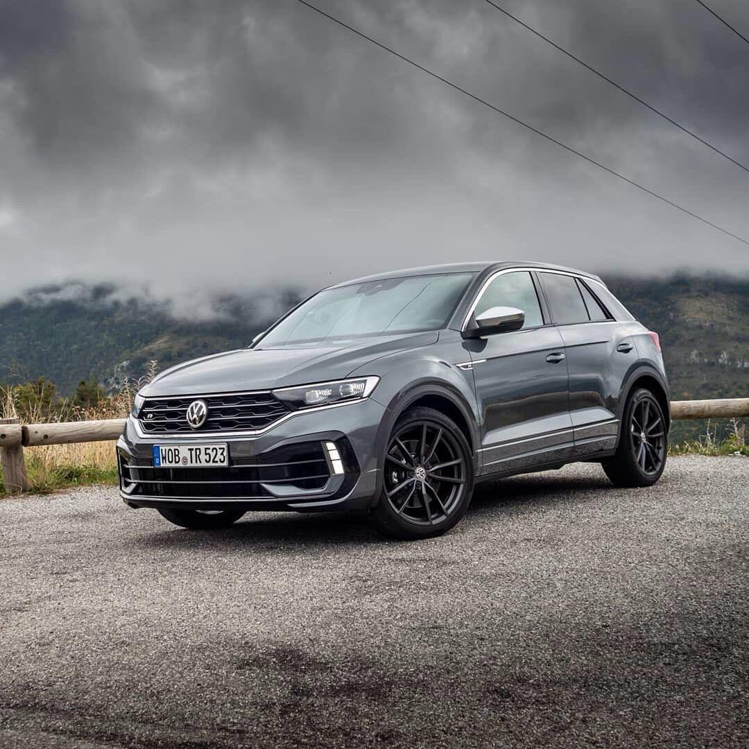 """Volkswagen on Instagram """"VW TRoc R ⭐️ 2.0 TSI with 300"""