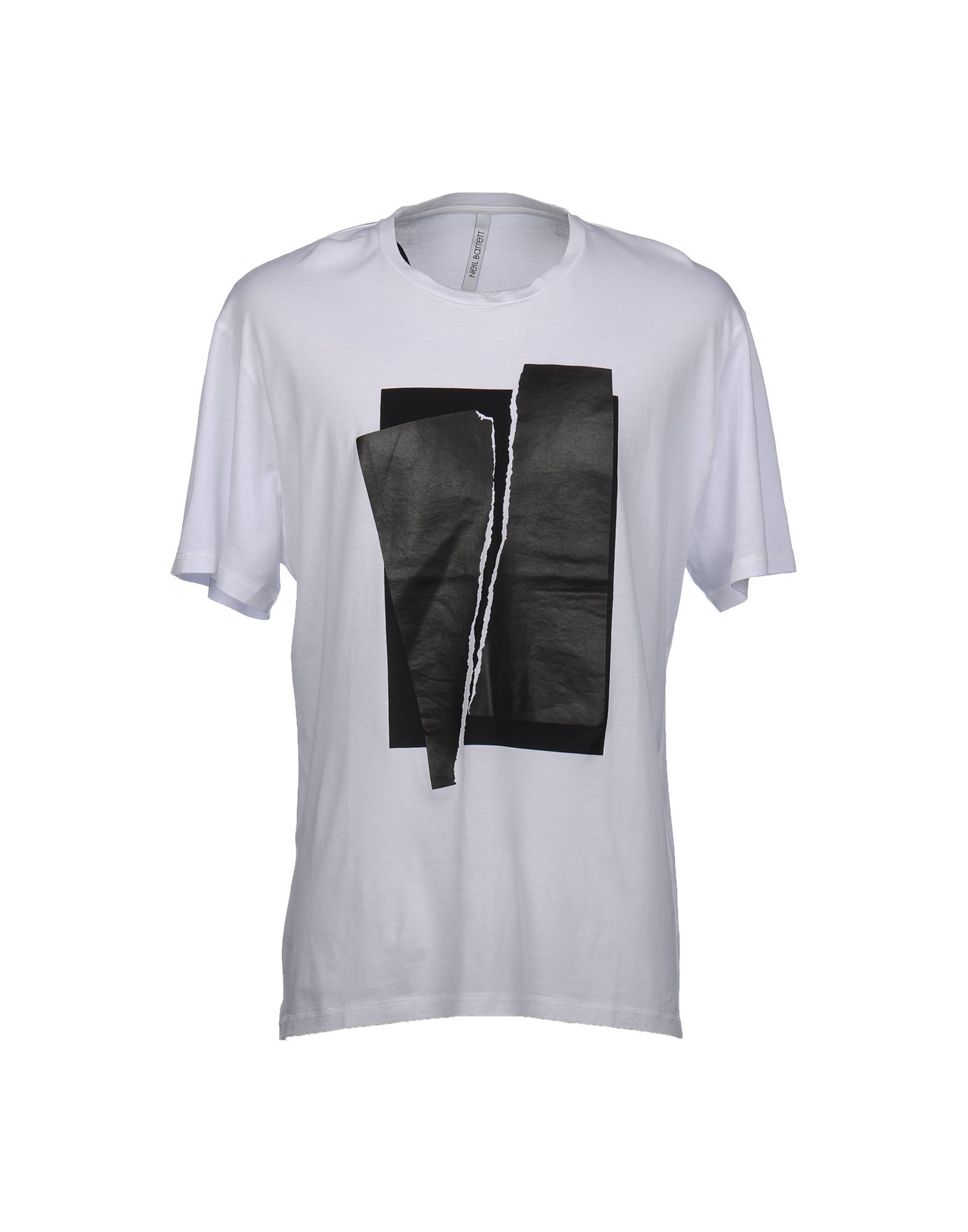 9075a837fc1f Neil barrett Men - Tops   tees - T-shirt Neil barrett on YOOX