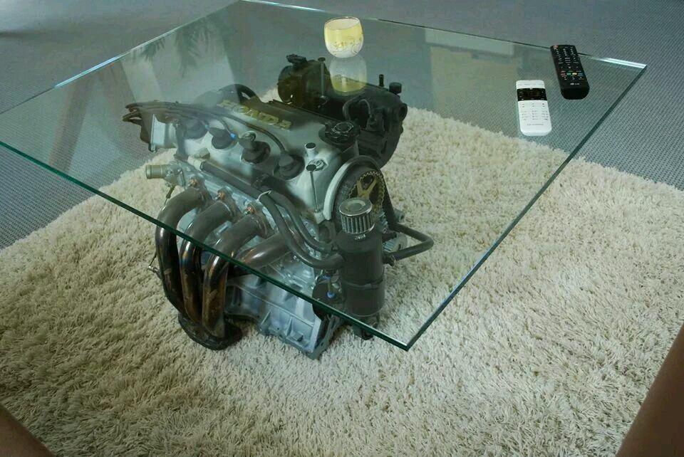 motor tisch ebay home automotive furniture deco pinterest tisch neue wohnung und. Black Bedroom Furniture Sets. Home Design Ideas