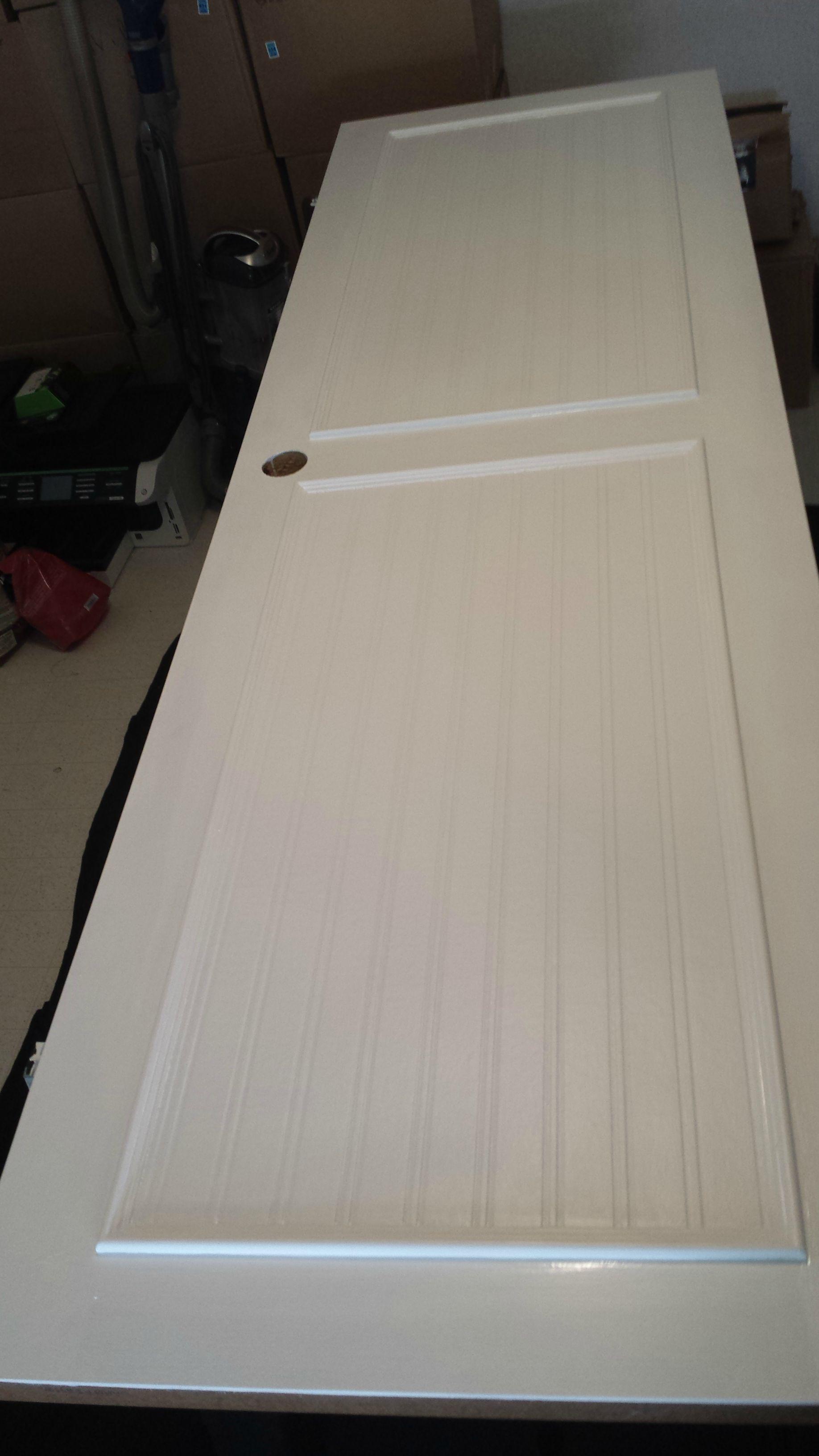 Mobile Home Interior Door Makeover Mobile home doors