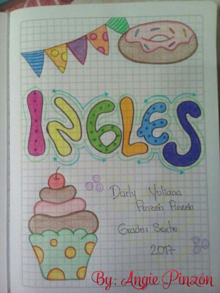 Ideas para marcar tus cuadernos decoraci n de cuadernos - Decoraciones gramar ...
