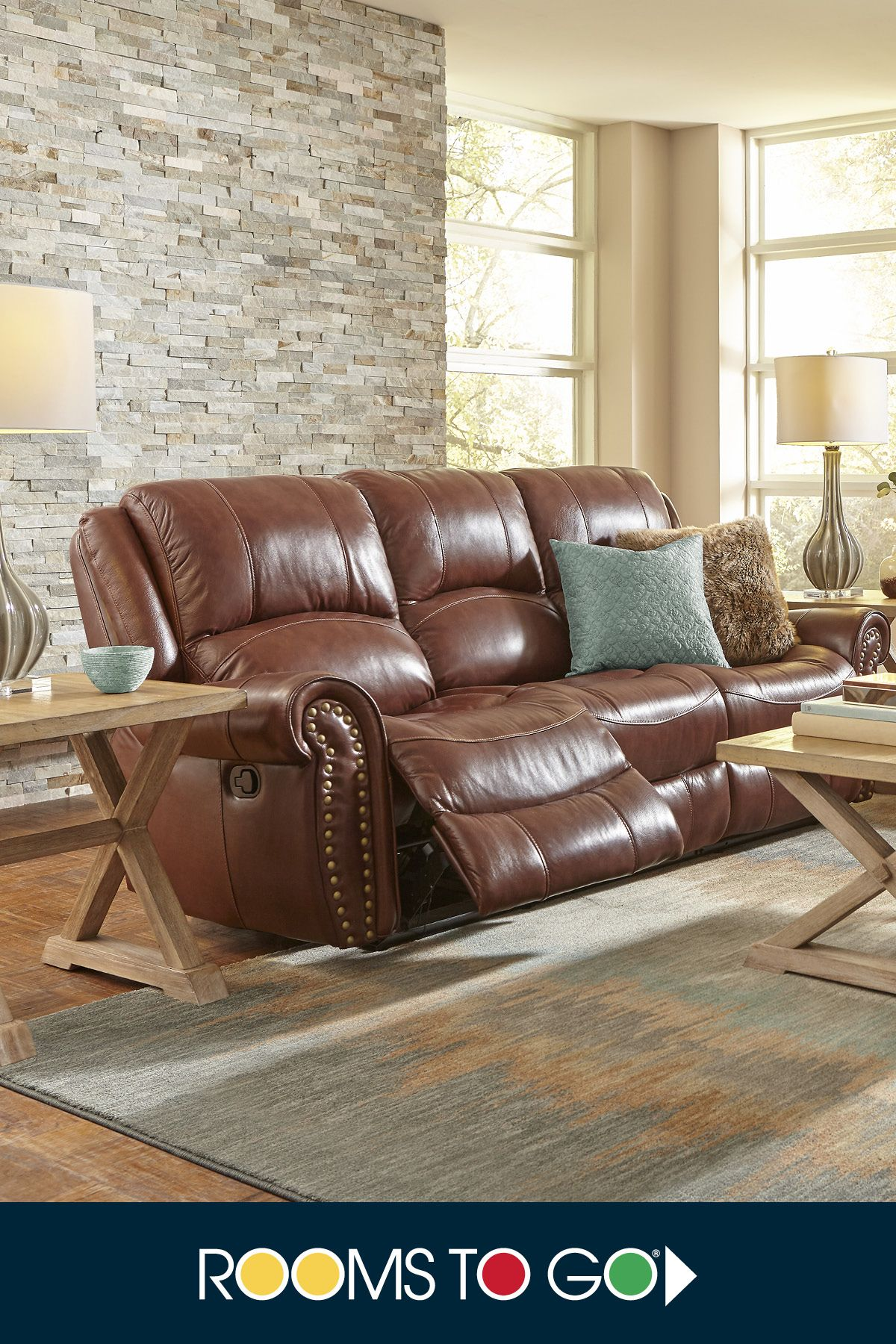 Combining Reclining Comfort With Traditional Styling The Abr
