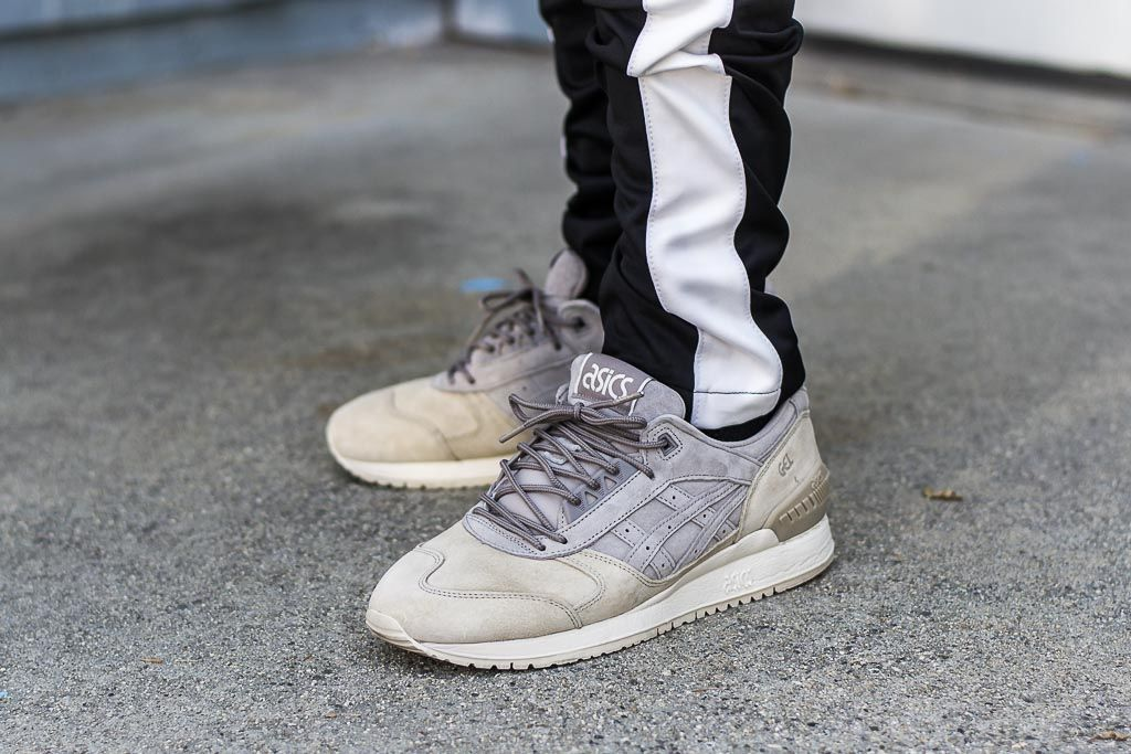 newest collection 9f88f 25e95 Asics Gel-Respector Moon Rock On Feet Sneaker Review ...