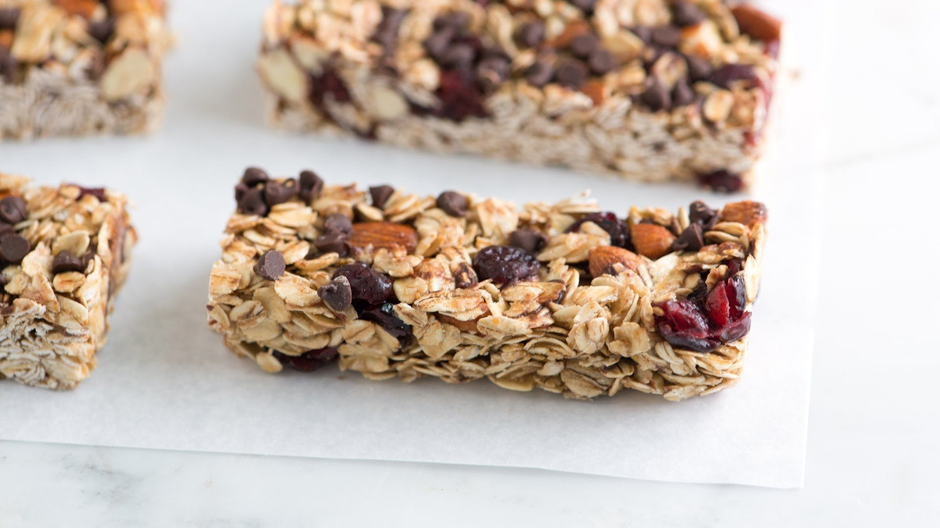 Healthy Snacks for Picky Eaters Granola recipe bars