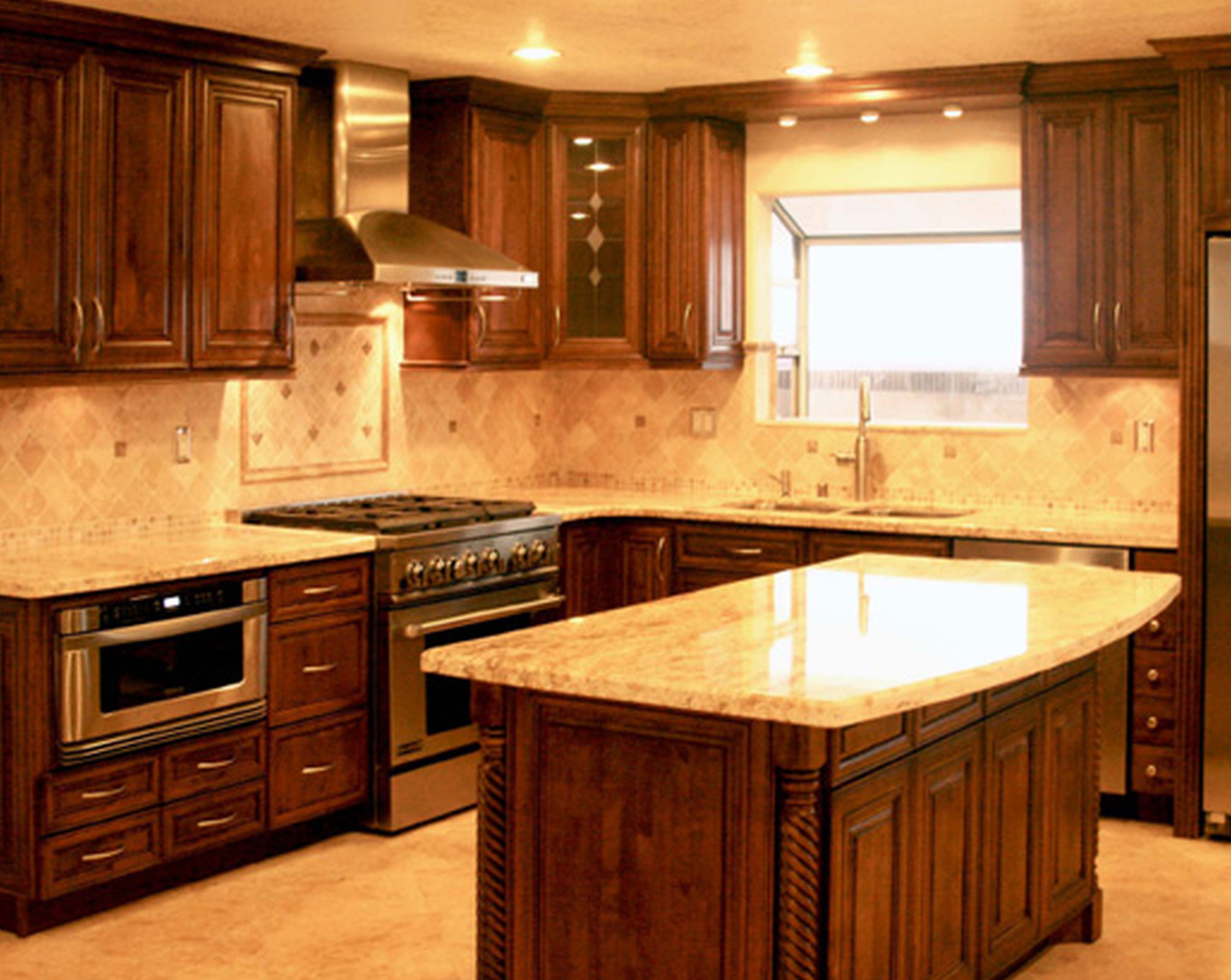 Dreamiest Distressed Kitchen for Sale