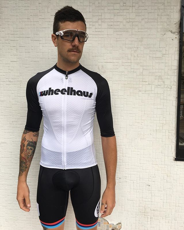 448132a54 The new Wheelhaus raglan jersey by  attaquer. In store now