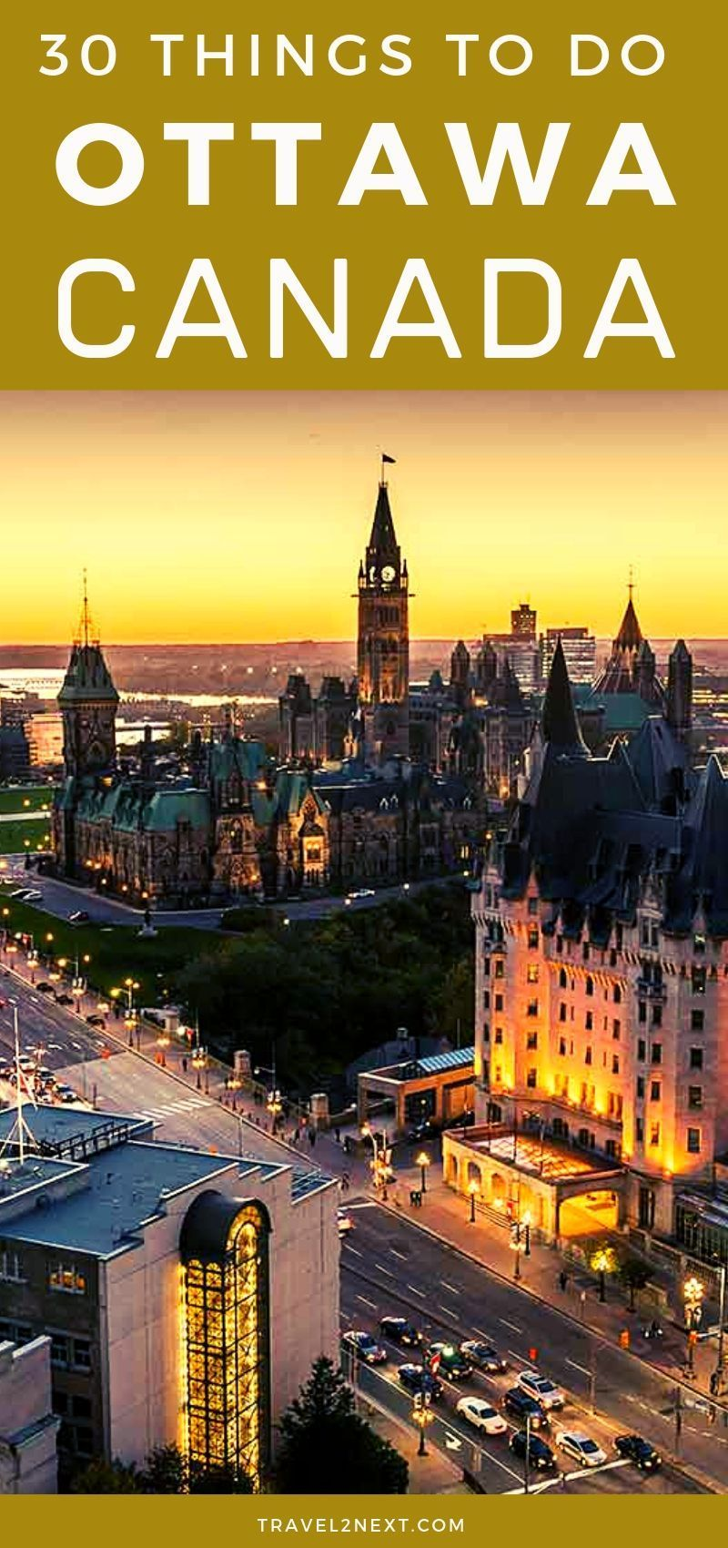 30 Fantastic Things To Do In Ottawa With Images Tourist