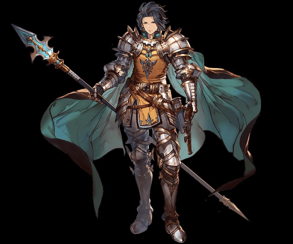Tybalt Granblue Fantasy Wiki Granblue fantasy