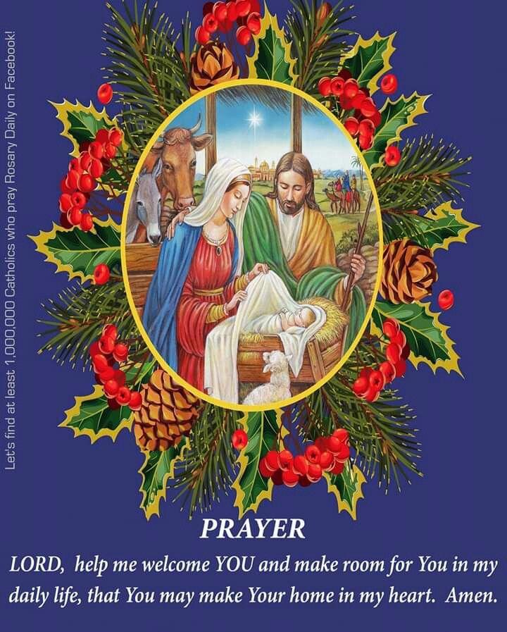 Pin By Blasita Lopez On My Catholic Faith Catholic Prayers Prayers Christmas Greetings