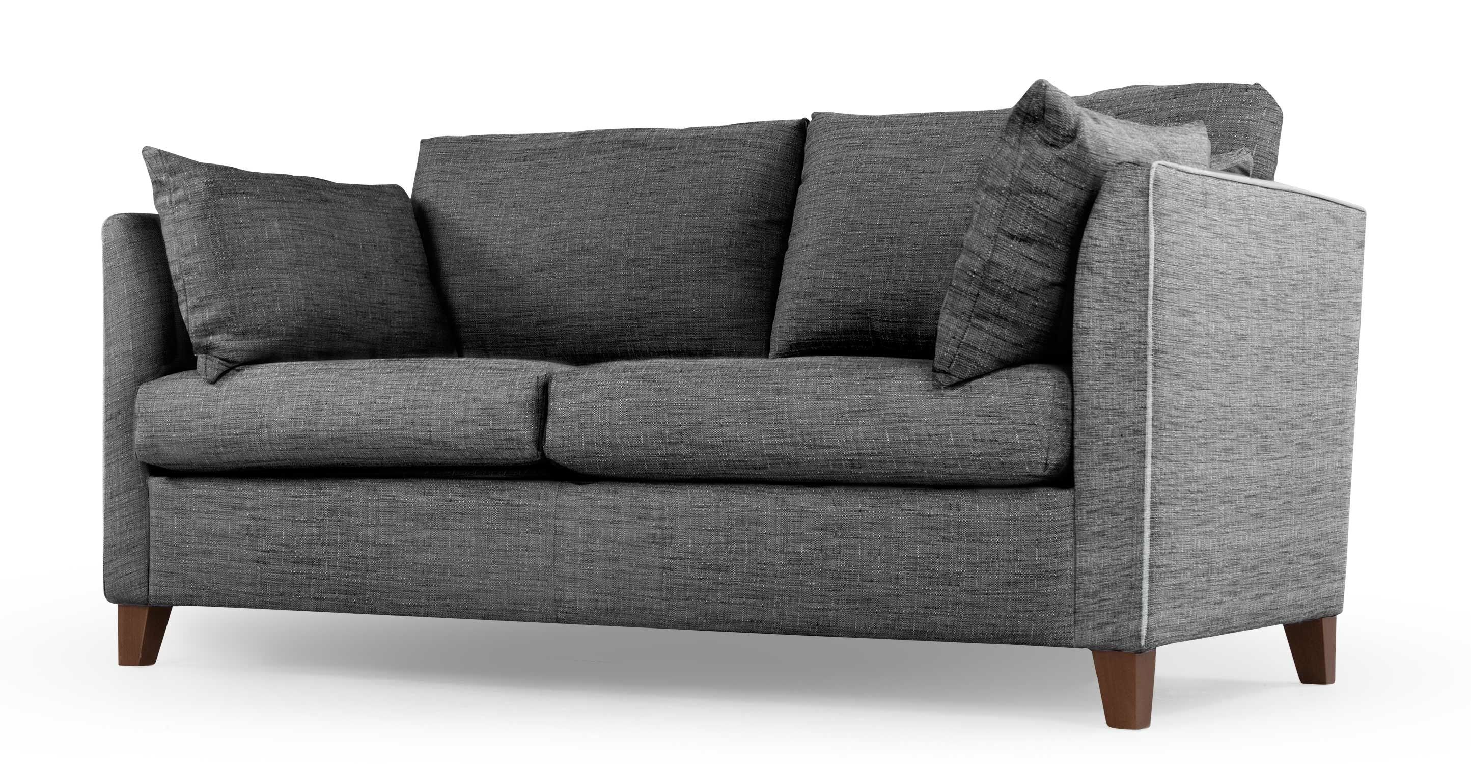 Bari Sofabed With Memory Foam Mattress Malva Graphite Made Com Sofa Bed Habitat Sofa Bed Sofa