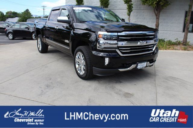 High Country Loaded Leather Heated Cooled Seats Sunroof One