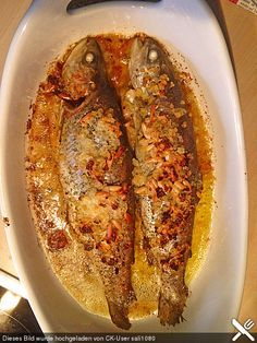 Photo of Salmon trout in onion and garlic butter by sali1080 | Chef