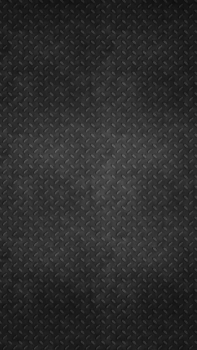 Black Metal Pattern Background Iphone Material Texture