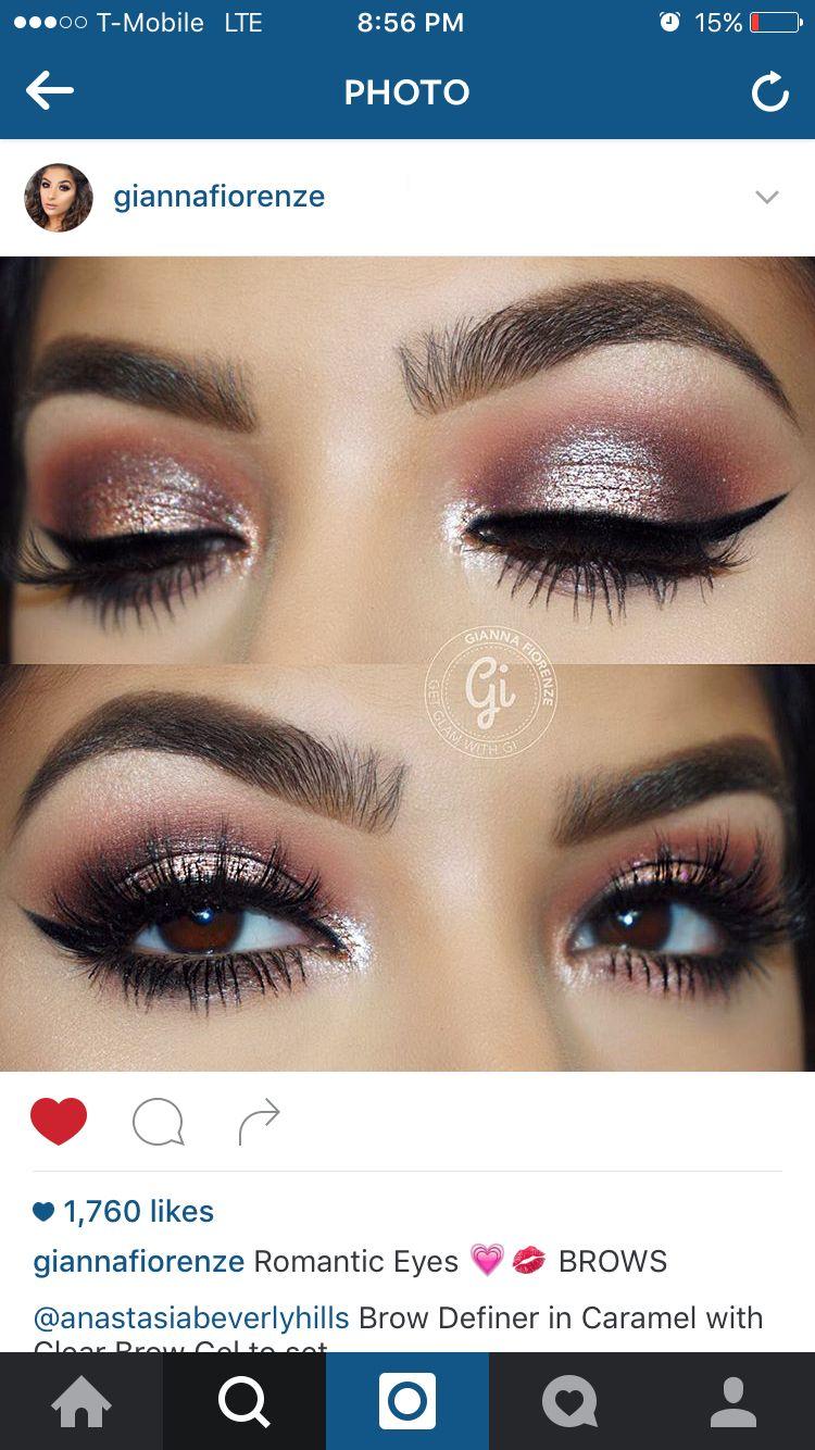 Prom makeup ideas :)