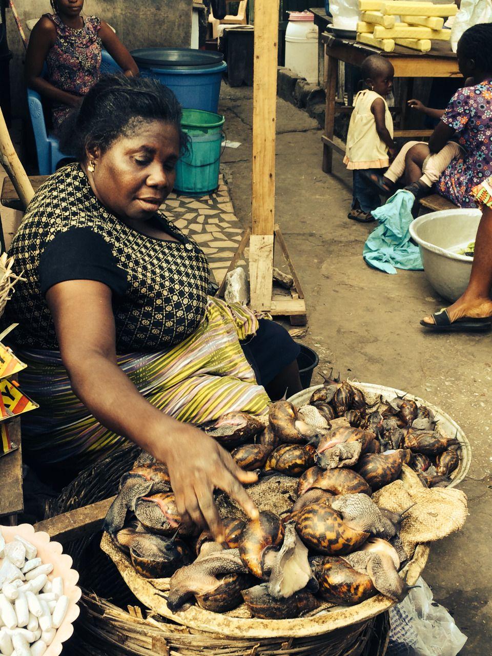 Makola market accra ghana world street food ghana