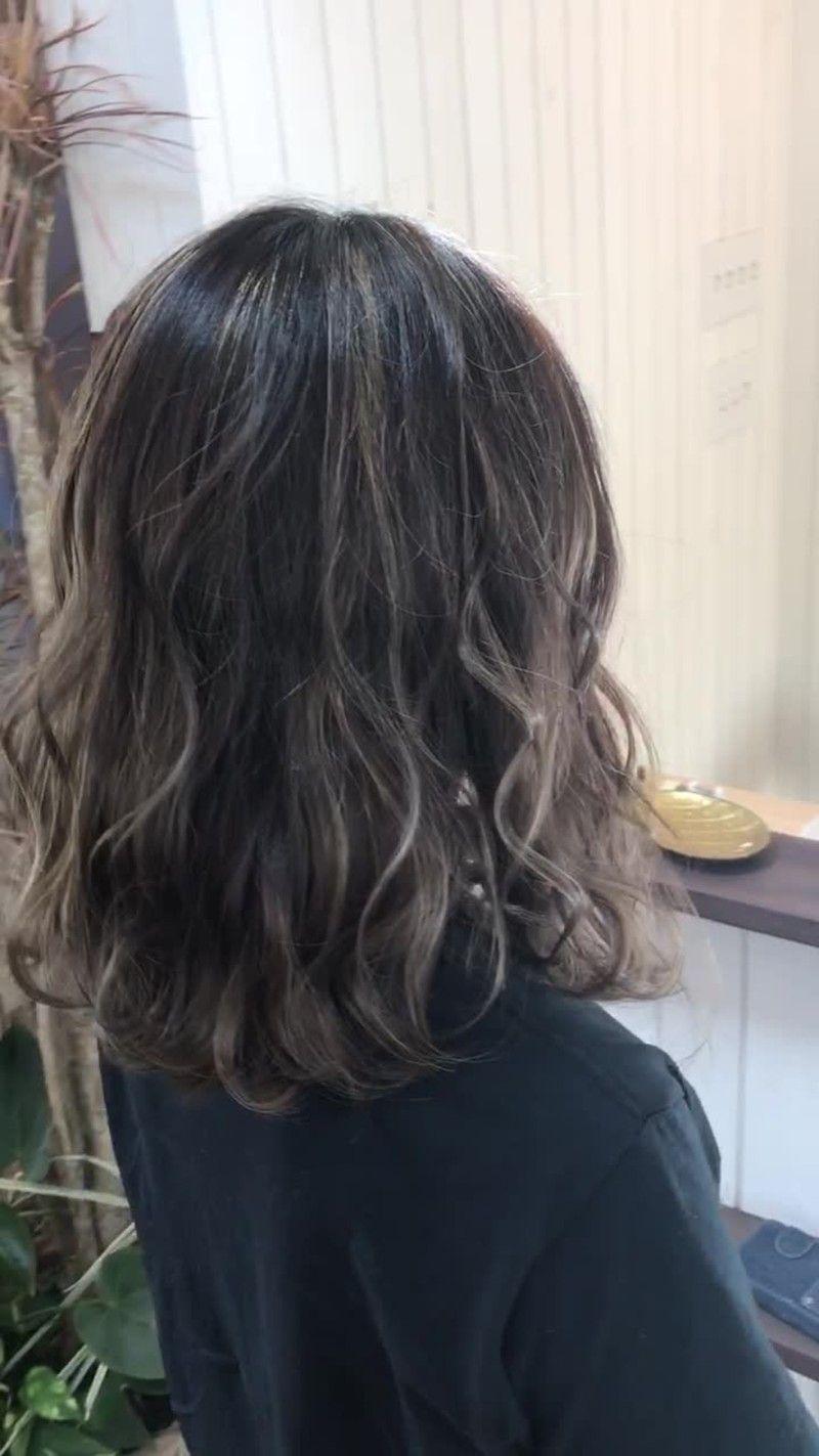 入れ方で変わる 黒髪メッシュ の人気カラーを徹底紹介 ヘア