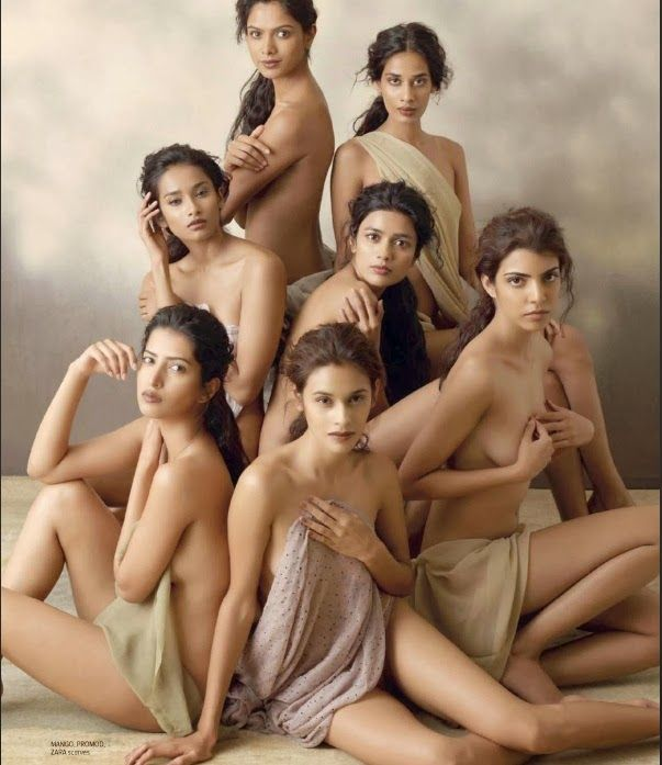 Beautiful naked indian women models — photo 5