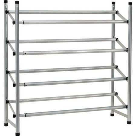 Free Shipping On Orders Over 35 Buy Mainstays Shoe Rack At Walmart Com Shoe Rack Walmart Shoe Rack 4 Tier Shoe Rack
