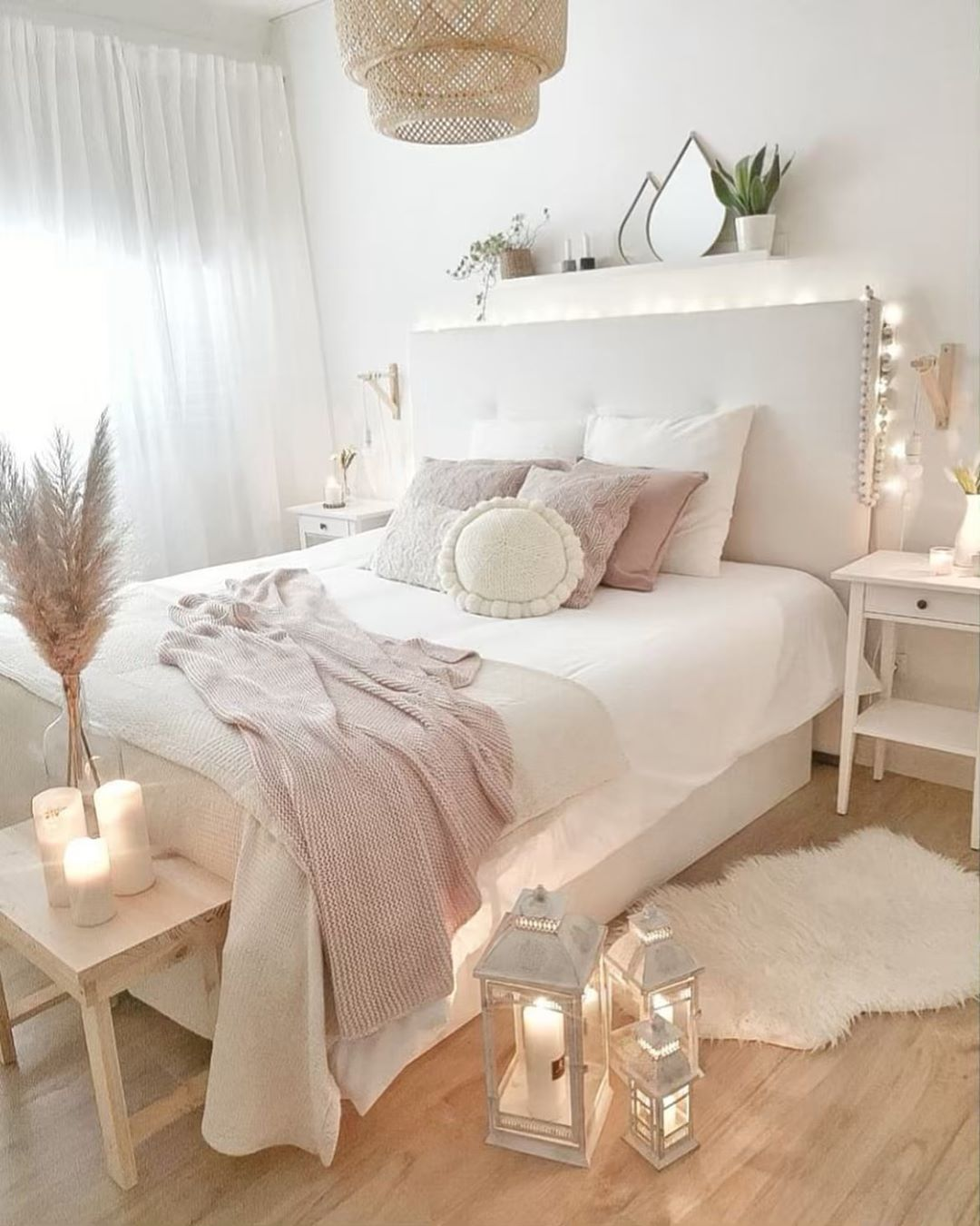 60+ Bohemian Minimalist with Urban Outfiters Bedroom Ideas #bedroomsideas Bedroom decor; cozy bed room decor apartment; modern bed room decor ideas on a budget; bed room decor ideas rustic #bedroomdecor