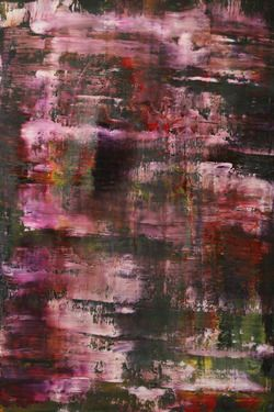 "Saatchi Online Artist Koen Lybaert; Painting, ""abstract N° 724"" #art"