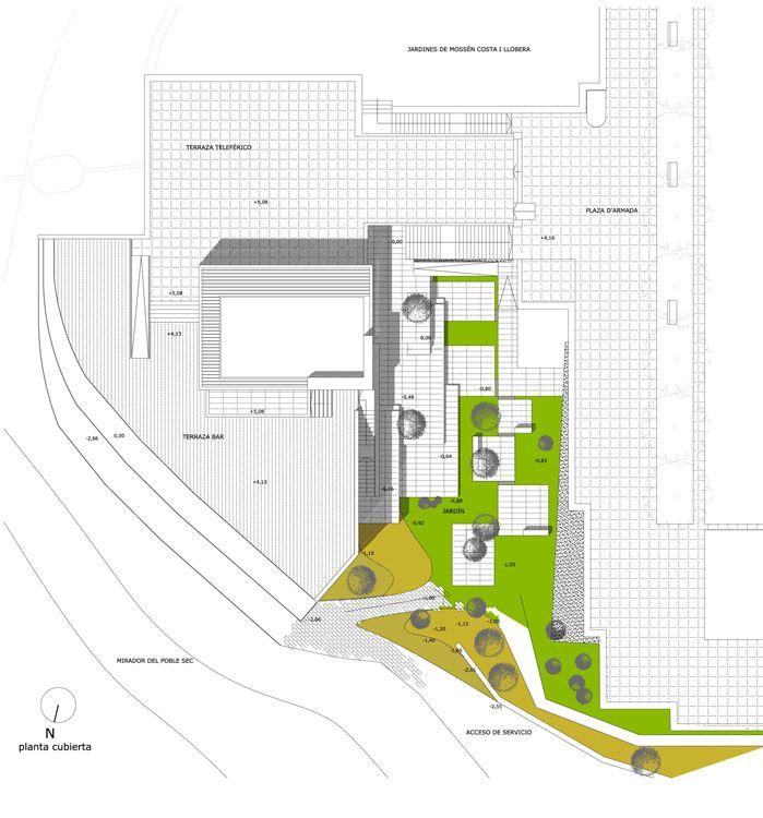 fondarius-architecture-montjuic-garden-barcelona-15 « Landscape Architecture Works   Landezine