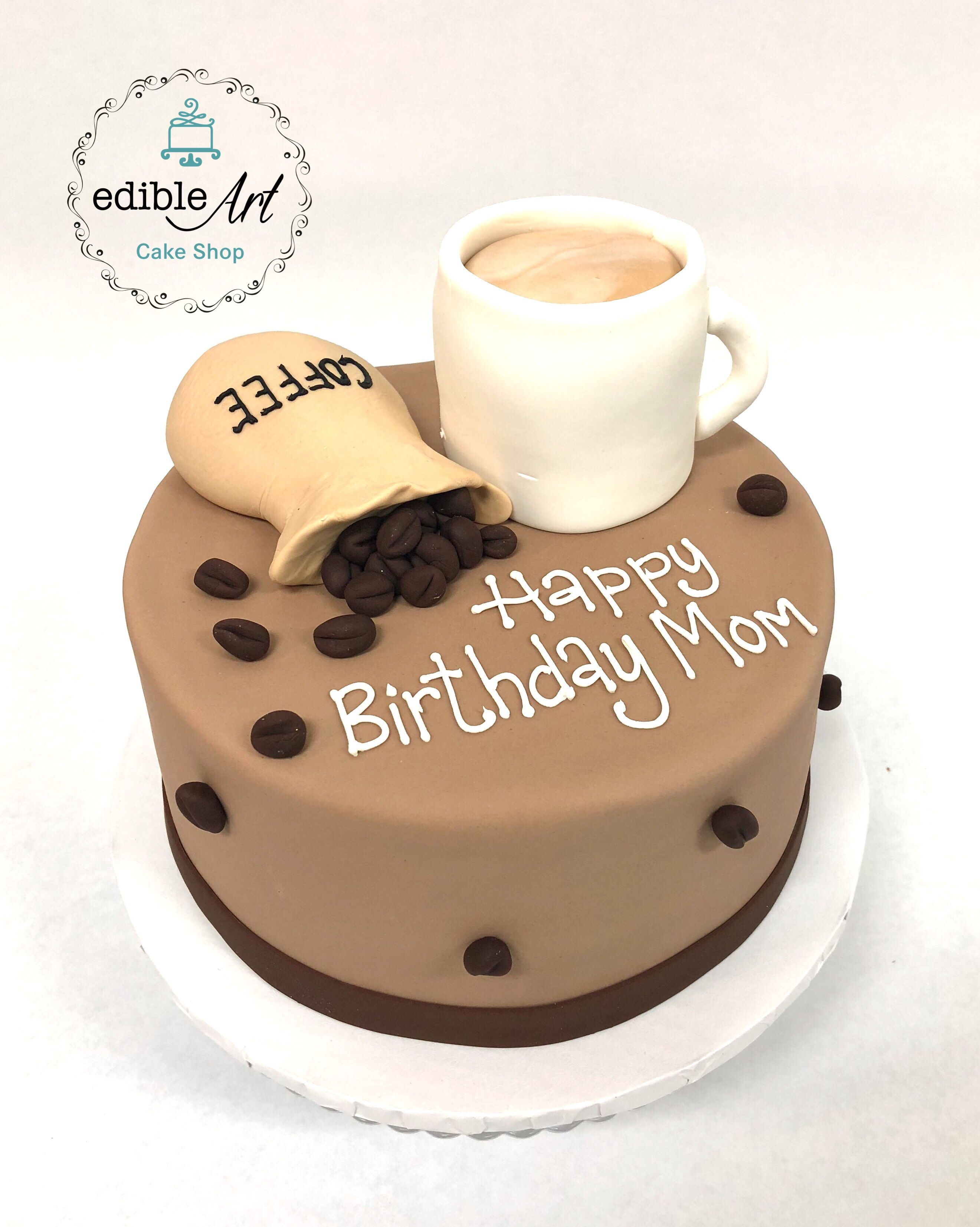 Groovy Pin By Edible Art Cake Shop On Cakes For Her Birthday Cake For Funny Birthday Cards Online Necthendildamsfinfo