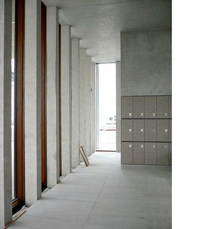 Museum of Modern Literature, Marbach am Neckar by David Chipperfield Architects