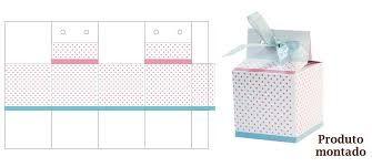 Resultado de imagem para moldes caixinhas para lembrancinhas