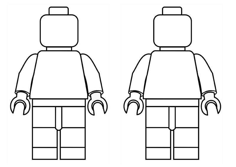 Eglenceli Oyun Hamuru Matlari Boyama Sayfalari Legolar Oyun Hamuru