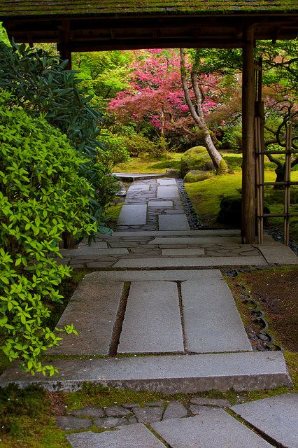 Pin by Sam A on japanese gardens | Japanese garden, Unique ...