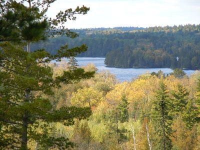 Fall Colors at Elbow Lake Lodge – Dan330
