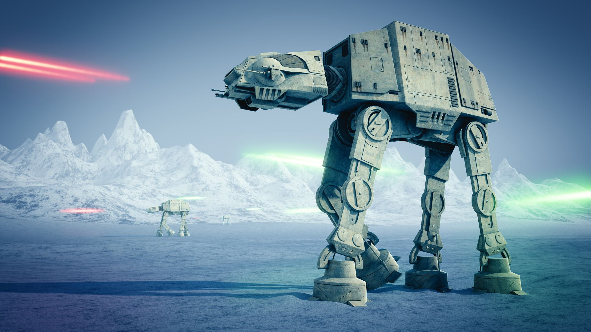 At At Backgrounds Free Download With Images Star Wars Vehicles