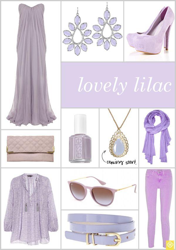 Lovely Lilac #kendrascott